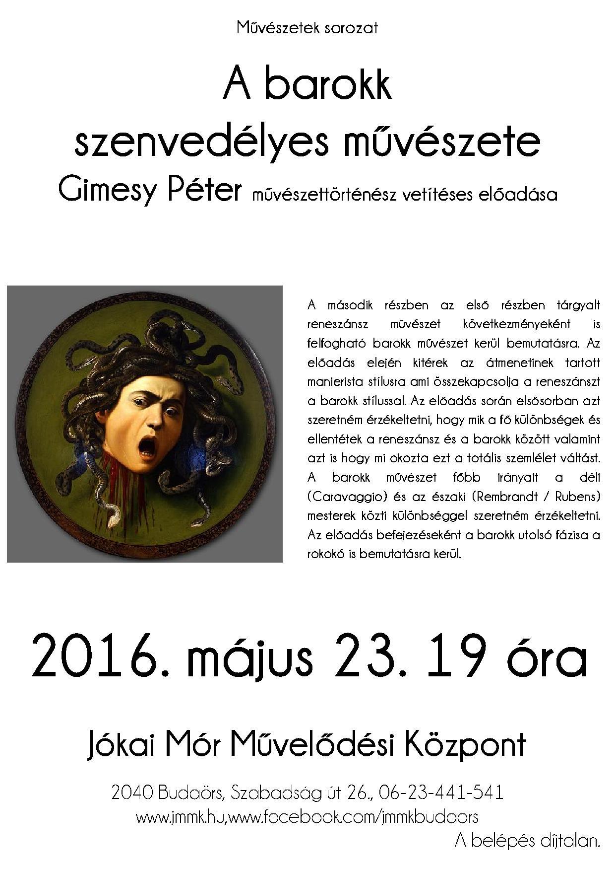 május plakát
