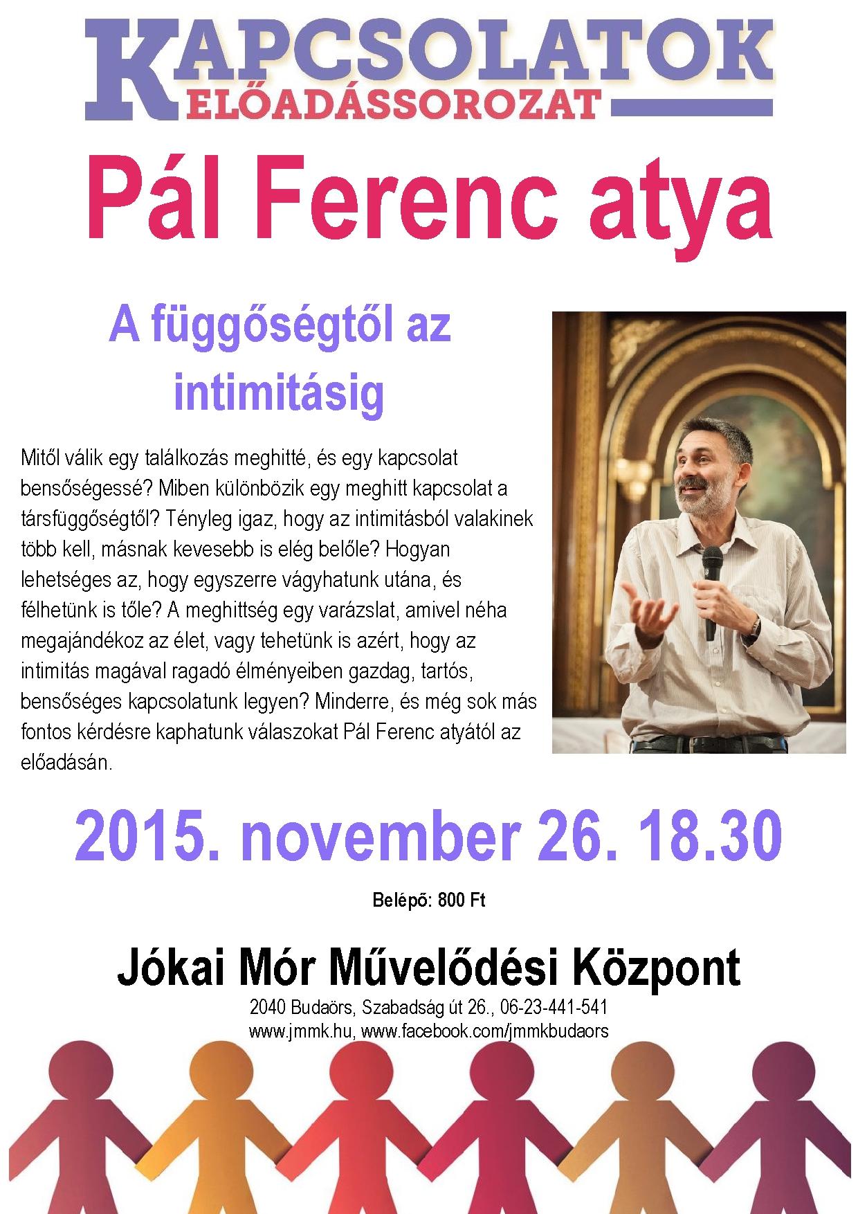 Pál Feri plakát