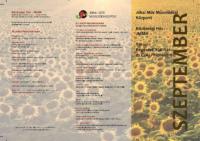 Programfüzet – 2014. szeptember