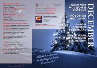 Programfüzet – 2014. december