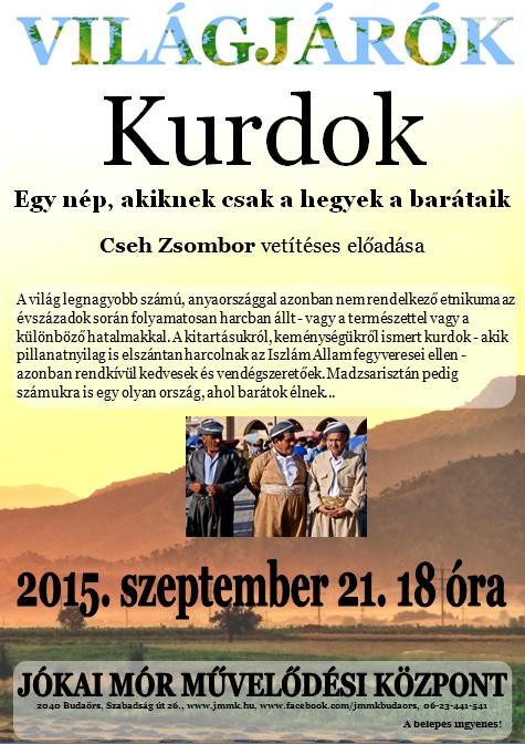 Kurd plakát - kisfelbontás