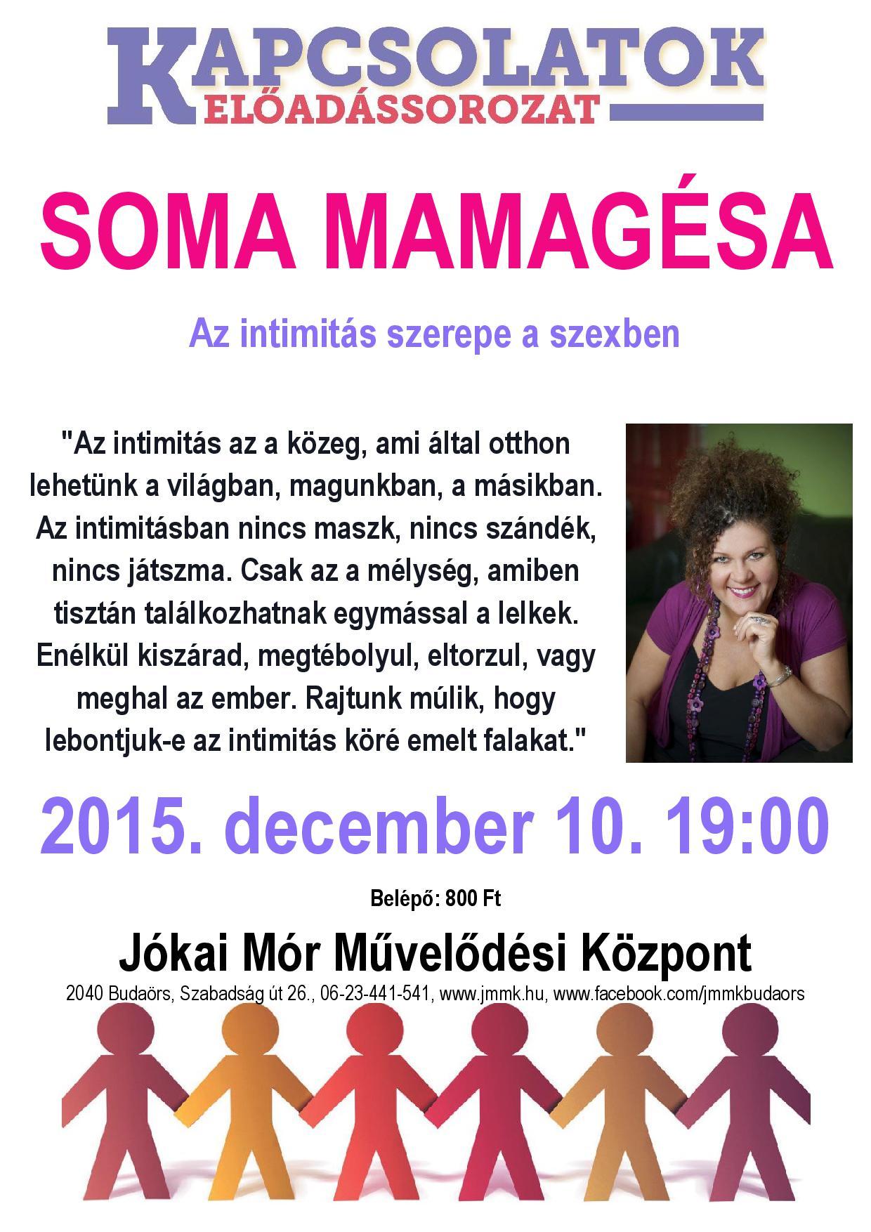 Soma plakát
